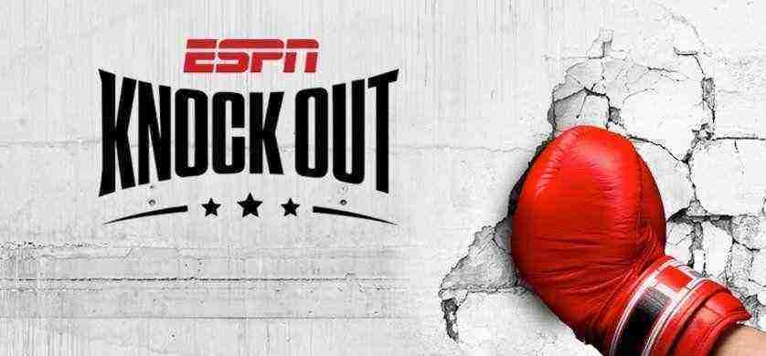 ESPN KnockOut en Vivo