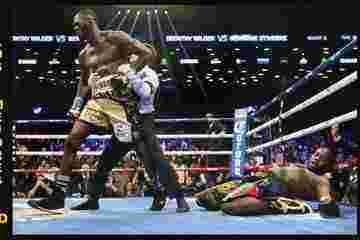 Los Mejores KO de Deontay Wilder