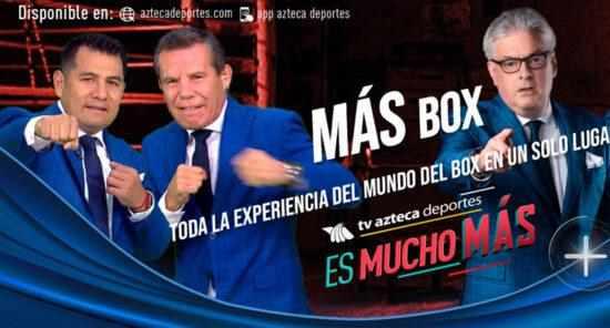 Ver Box Azteca hoy Sábado 25 de Septiembre del 2021