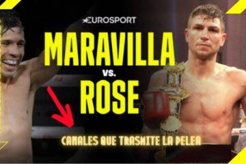 Maravilla vs Rose