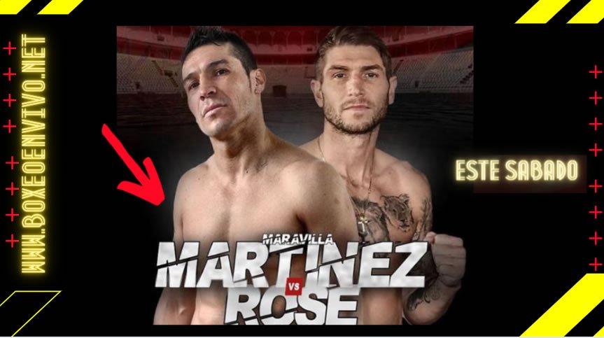 Sergio Maravilla Martínez vs Brian Rose